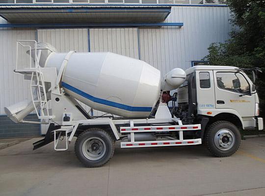 Productos de camiones mixer hormigonero de buen rendimiento y segridad fiable