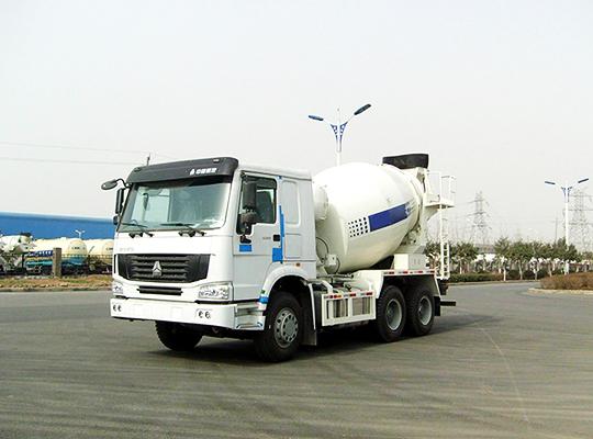 En Aimix Grupo Proporciona Camiones Para Concreto De Todos Los Modelos