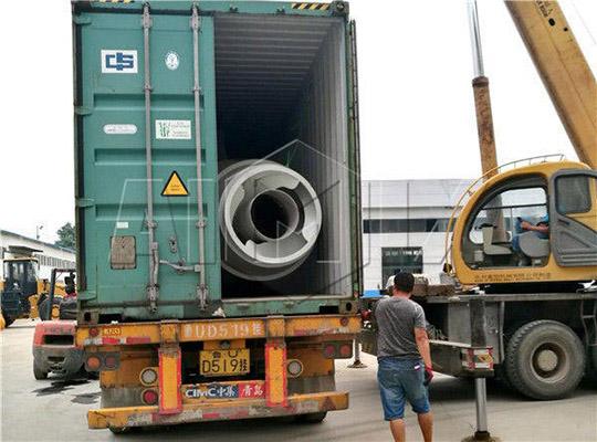 Aimix 3.5m3 Autohormigonera Exporta A Uganda