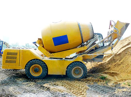 Ofrecemos mejor autohormigonera para resolver sus problemas de mezcla y transporte de concreto
