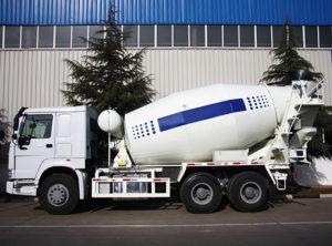 AIMIX Camión De Concreto Tiene Alta Eficiencia