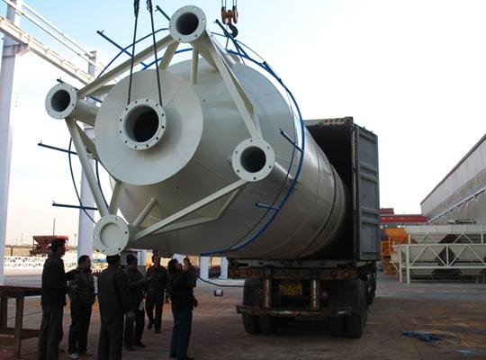 Aimix Produce Silos Para Cemento Con Alta Calidad