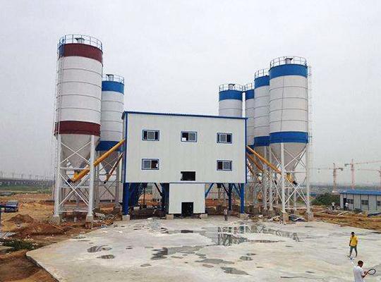 AIMIX AJ-120 Planta De Concreto Estacionaria Para La Venta