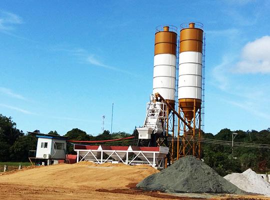 AIMIX Completamente Automática Planta Para Concreto Con Buen Rendimiento