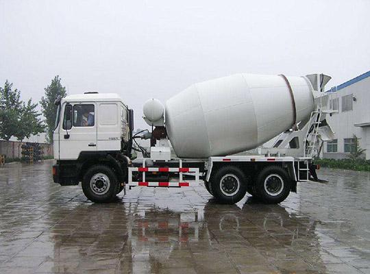 AIMIX Camión De Concreto Con Buena Calidad