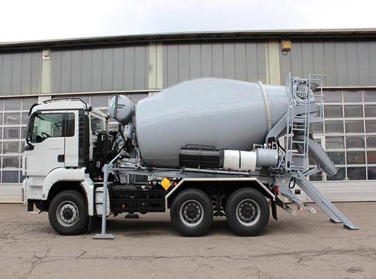 Aimix grupo Ofrece Diversas Capacidades De Camiones Mixer Para Concreto