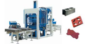 AIMIX Máquina De Bloques Semiautomática
