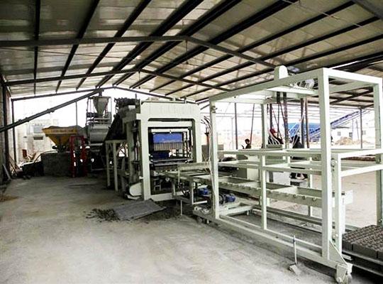 Máquina Para Fabricar Block De Concrto