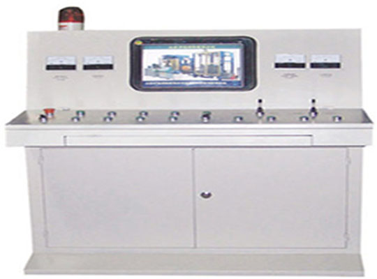Sistema De Control De Máquina Para Bloques