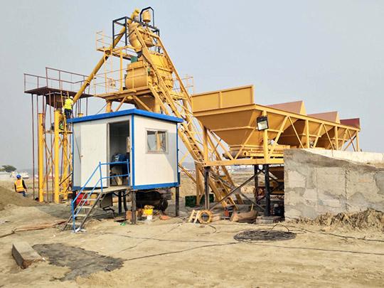 AIMIX Grupo Ofrece MiniPlanta De Concreto Con Alta Calidad