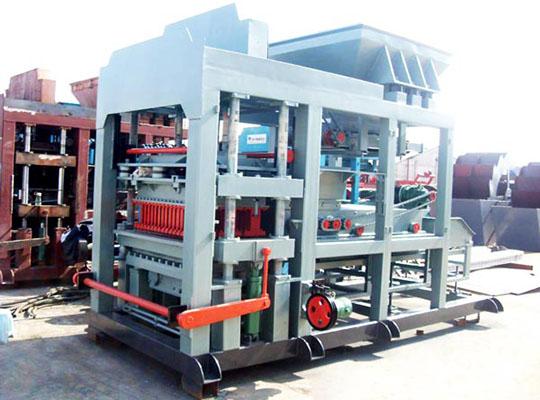 ABM-6P Máquina Para Bloques De Concreto
