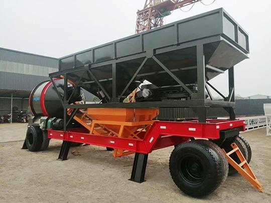 Planta Concretera Portátil Nueva En venta