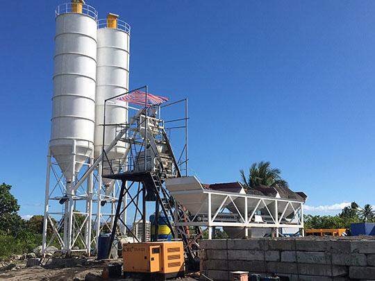 Planta Concretera Profesional En Venta