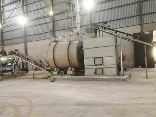 AIMIX 20 Toneladas Planta De Mortero Seco En México