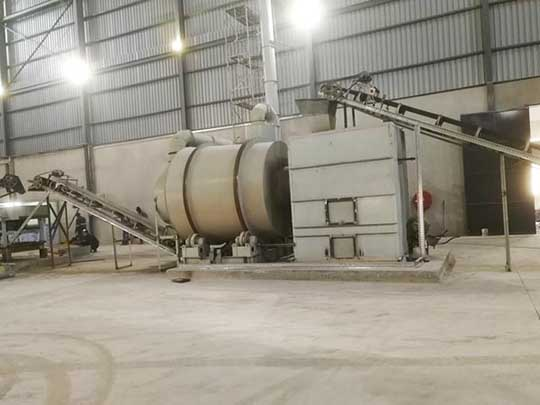 AIMIX 20 Toneladas Planta De Mortero Seco En Perú