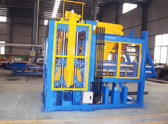 Máquina Para Hacer Bloques Semiautomática Hidráulica