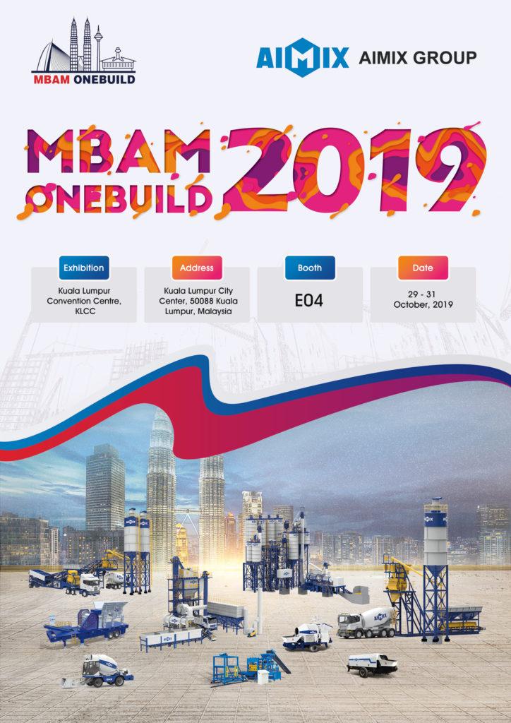 AIMIX Participará La Exposición En Malasia