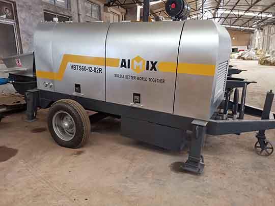 Fabricante Profesional De Máquinas De Construcción - AIMIX Grupo