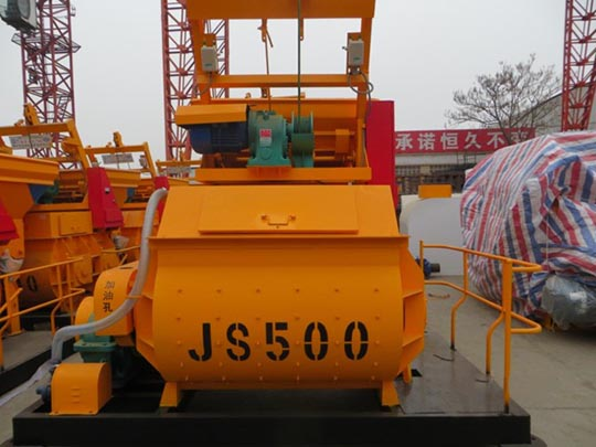AIMIX JS500 Mezcladora De Concreto En Venta