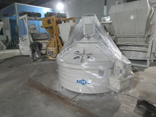 Máquina Hormigonera Vertical Planetaria