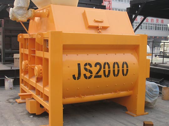 JS2000 Hormigonera Grande
