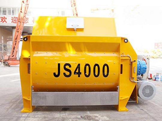 AIMIX JS4000 Hormigonera Hidráulica