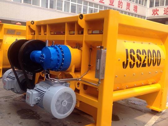 JSS2000 Mezcladora De Concreto