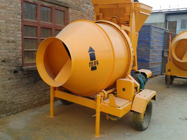JZM350 Revolvadora De Concreto