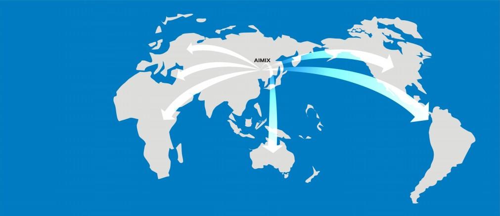 Mapa De AIMIX Productos