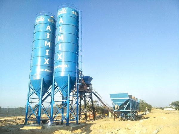 AIMIX Planta De Concreto