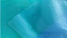 Textil no tejido hidrofílico y suave