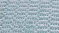 Textil no tejido perforado 3D