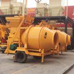 Mezcladora de Concreto Tipo Tambor