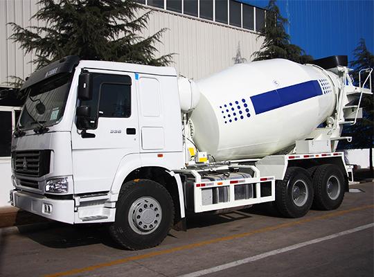 Venta De Profesional Camión Mezclador De Concreto