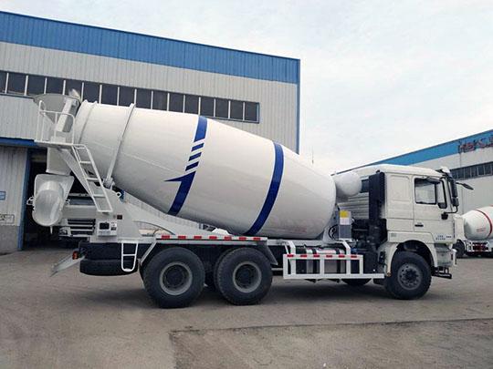 6m3 AIMIX Camión Olla de Concreto