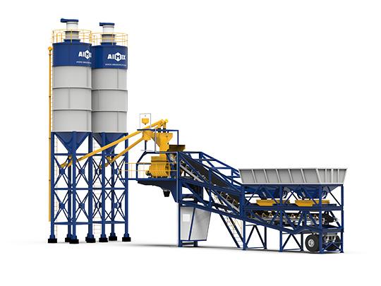 Venta de AIMIX Planta Móvil de Concreto