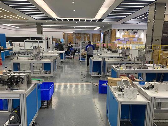 Fabrica de AIMIX Maquinas