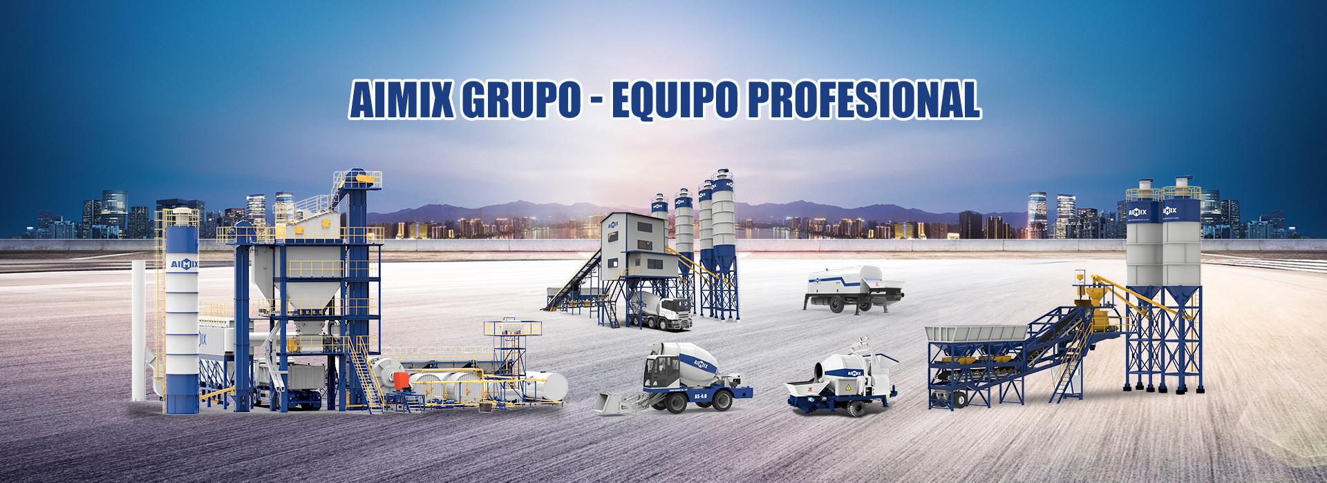 AIMIX Grupo - Fabricante Profesional De Máquinas De Construcción Con Alta Calidad